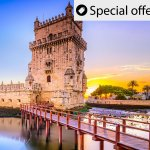 Belém Tower on the Tagua River