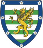 Downing College shield