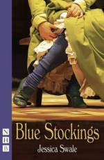 blue stockings cover