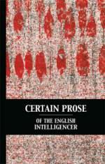 certain prose cover