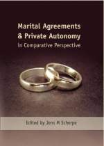 marital agreements cover