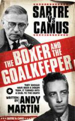 the boxer and the goalkeeper cover