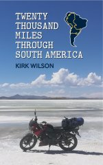 Twenty Thousand Miles Through South America
