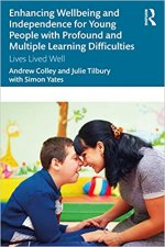 Enhancing Wellbeing and Independence for Young People with Profound and Multiple Learning Difficulties cover