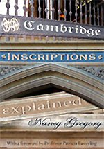 Cover of Cambridge Inscriptions Explained