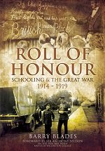 Roll of Honour: Schooling and the Great War, 1914-1919