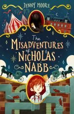 The Misadventures of Nicholas Nabb cover