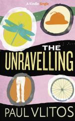 the unravelling cover