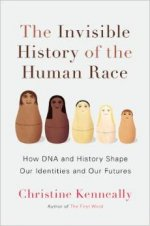 the invisible history of the human race cover