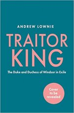 Traitor King pre-publication cover