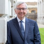 Vice-Chancellor, Professor Stephen J Toope