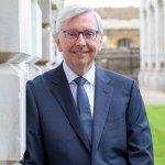Vice-Chancellor, Professor Stephen J Toope