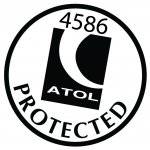 Indus Experiences' ATOL logo number 4586