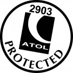 Temple World ATOL logo number 2903