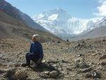 Zara Fleming at Everest
