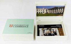 A4 Cambridge Graduation white box