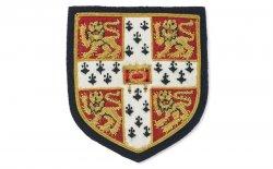 University of Cambridge blazer badge