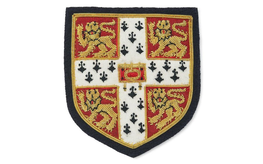 University of Cambridge Blazer Badge