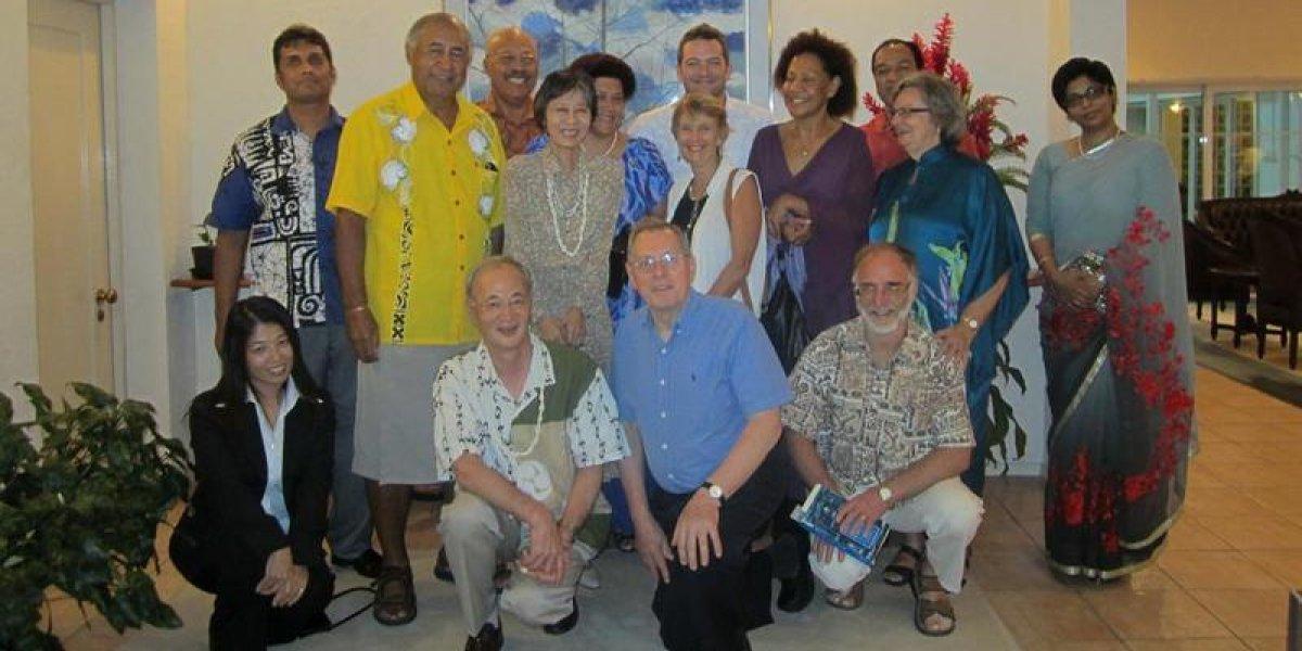 Fiji Cambridge and Oxford Alumni Group