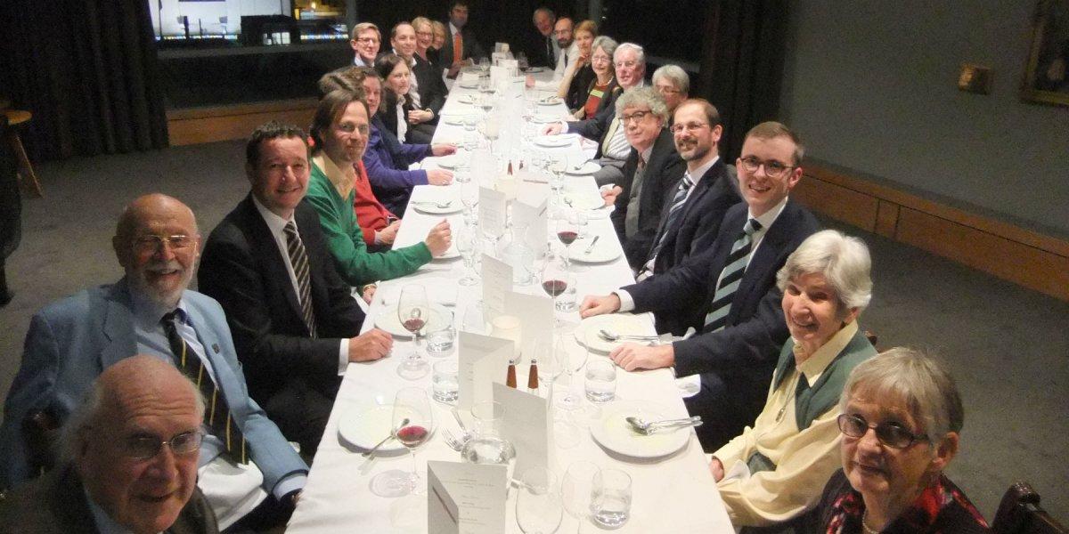 2016 Annual Society Dinner