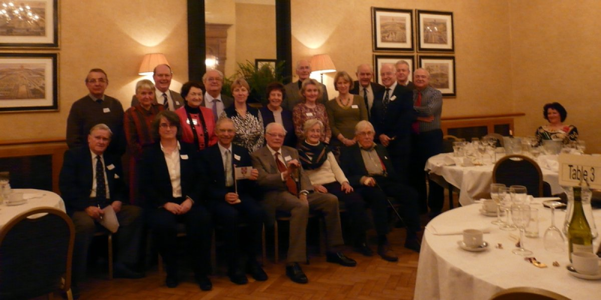 Cambridge Society of West Cheshire and North Wales