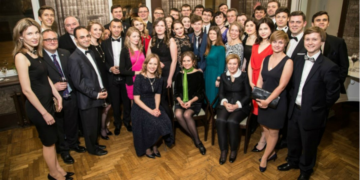 Ukraine Christmas Charity evening