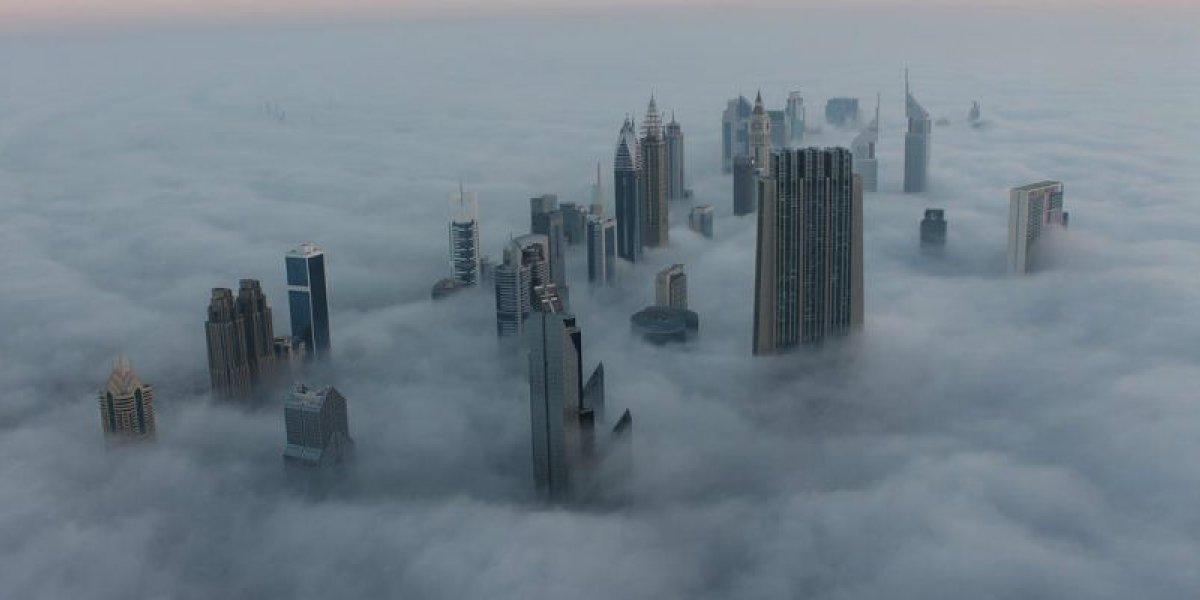 Dubai in the Clouds