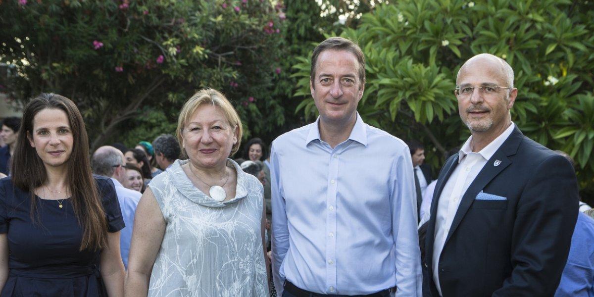 Photo from the British Ambassador event