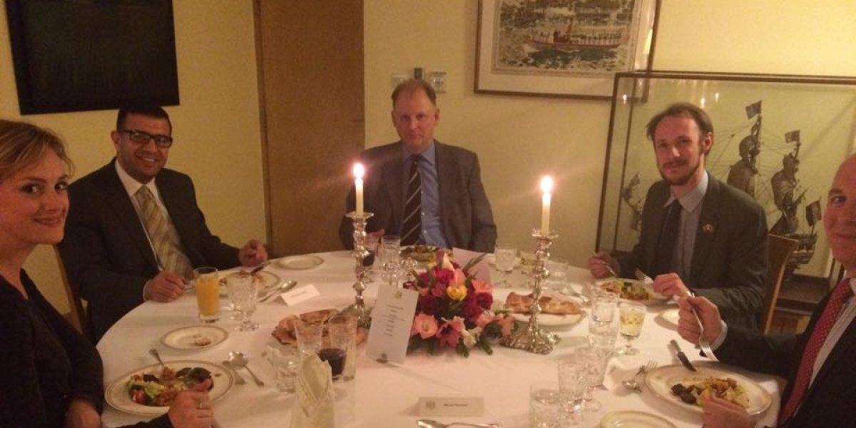 Formal Dinner - 16 March 2015