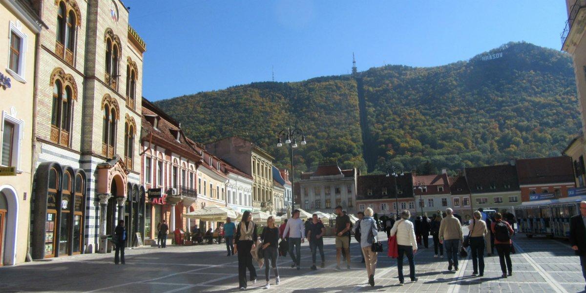 Centre of Brasov