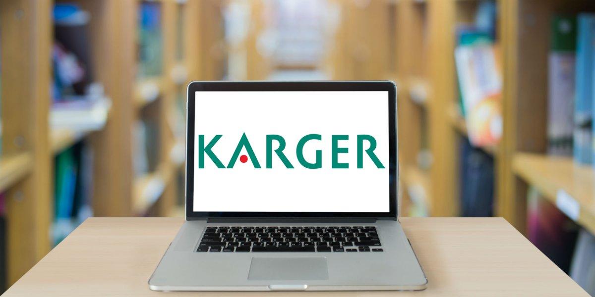 Karger logo