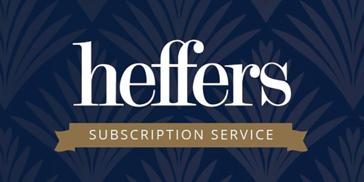 Heffers Subscription Service