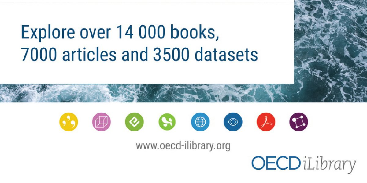 OECD Library banner