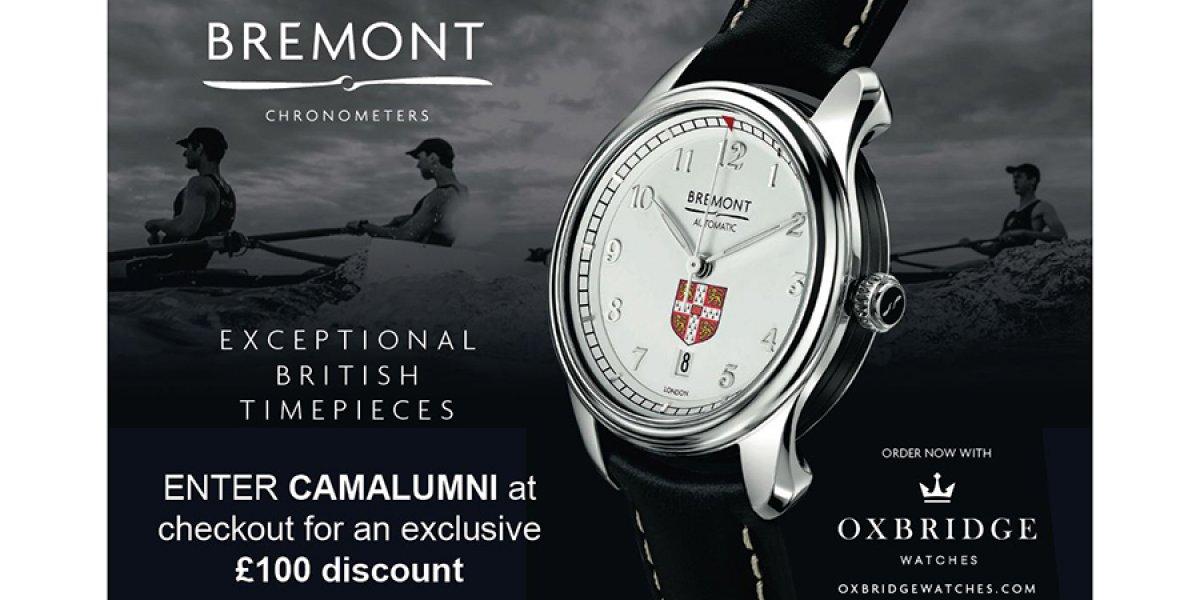 Oxbridge Watches - Discount