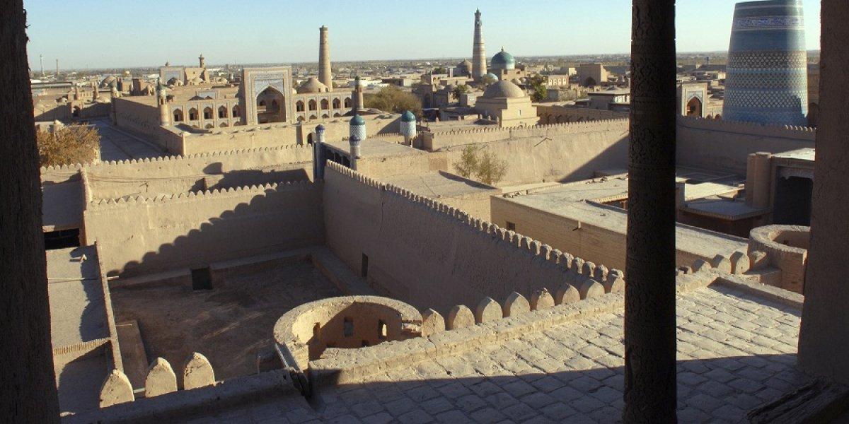 Central Asia - Khiva