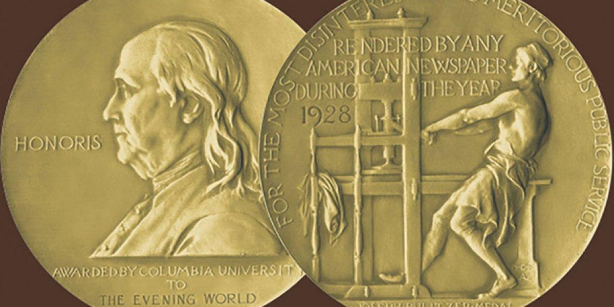2021 Pulitzer Prize medals