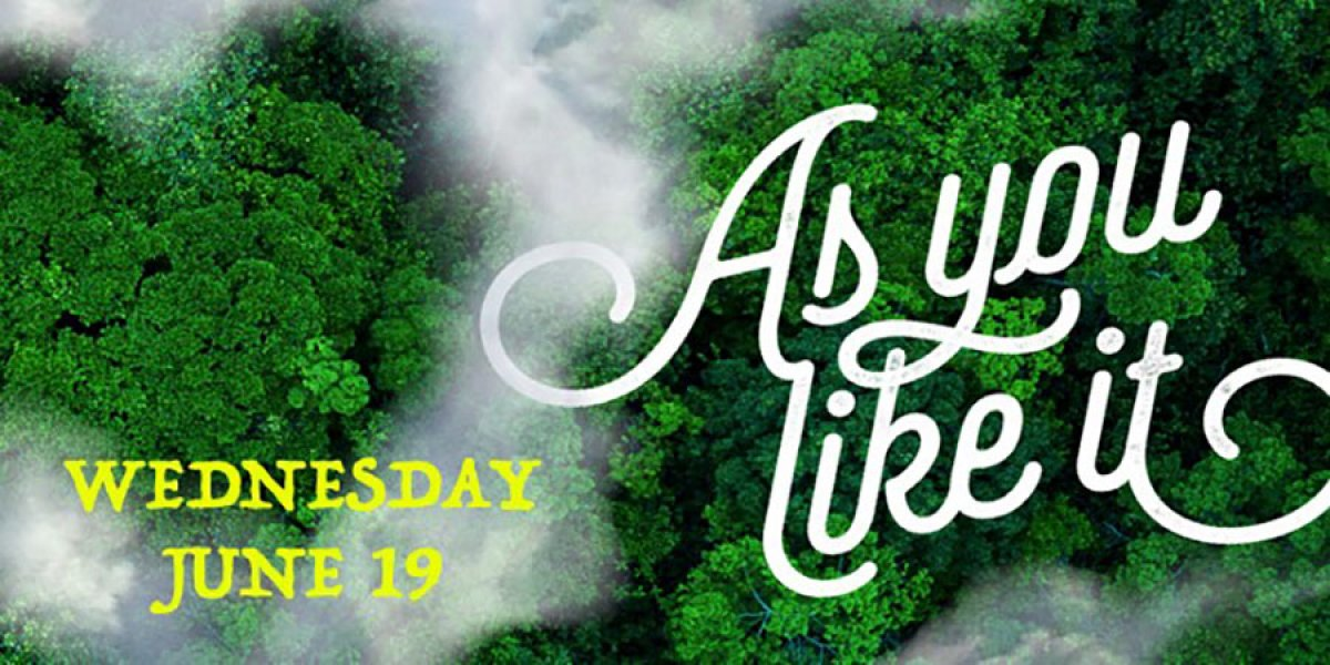 As you like it graphic