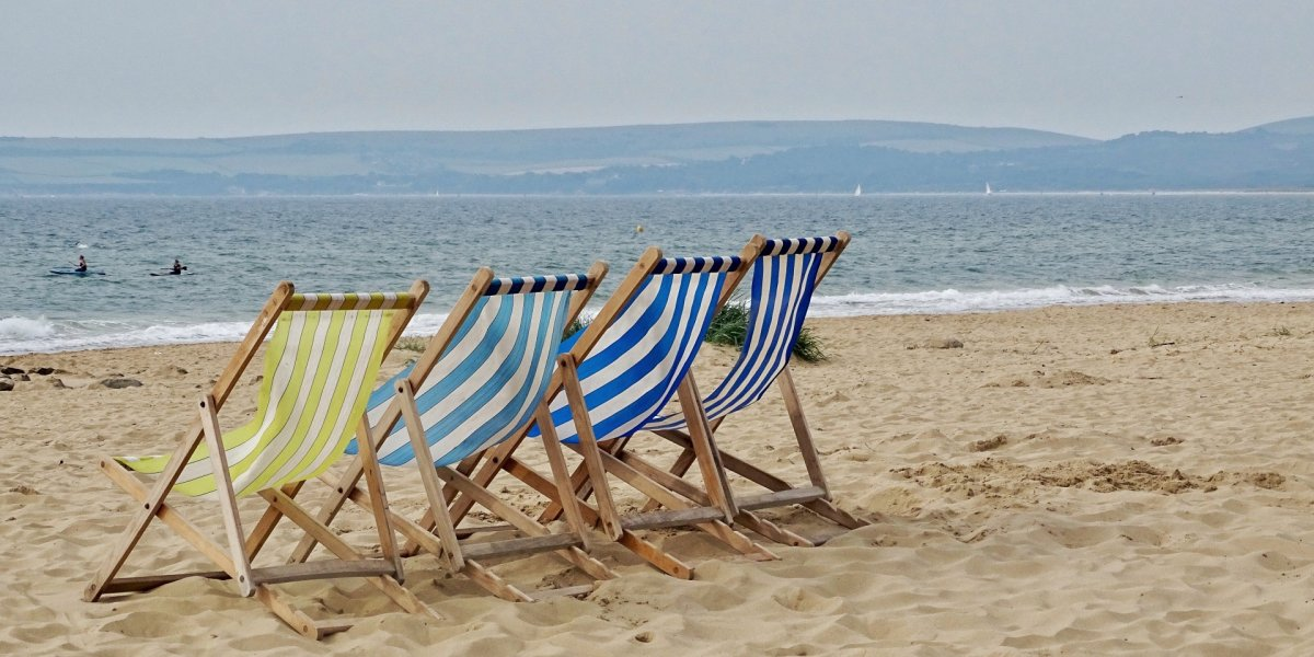 Image of deck chairs