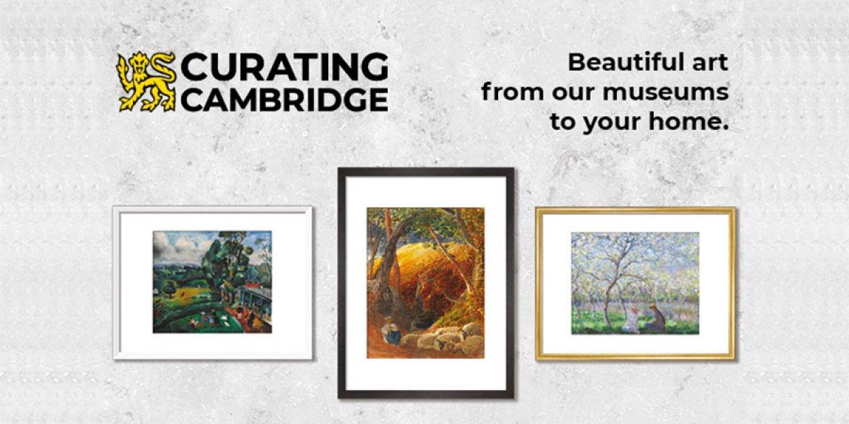 Curating Cambridge art prints