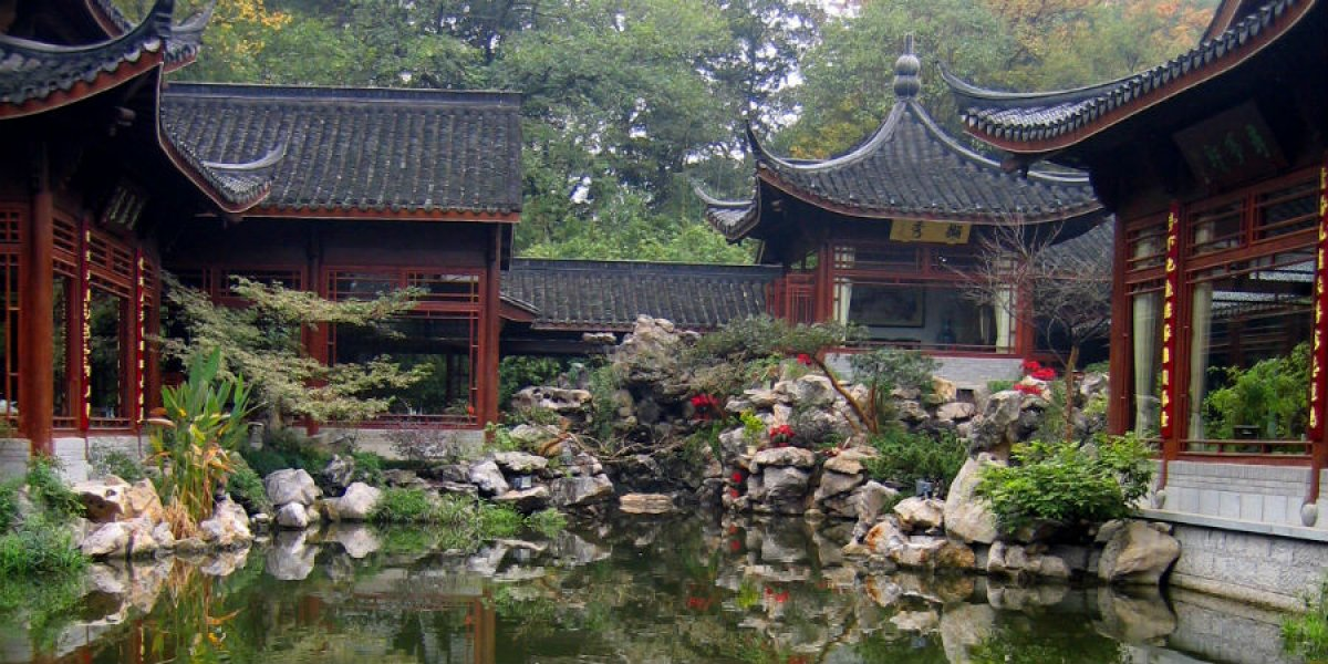 Hangzhou Garden, China