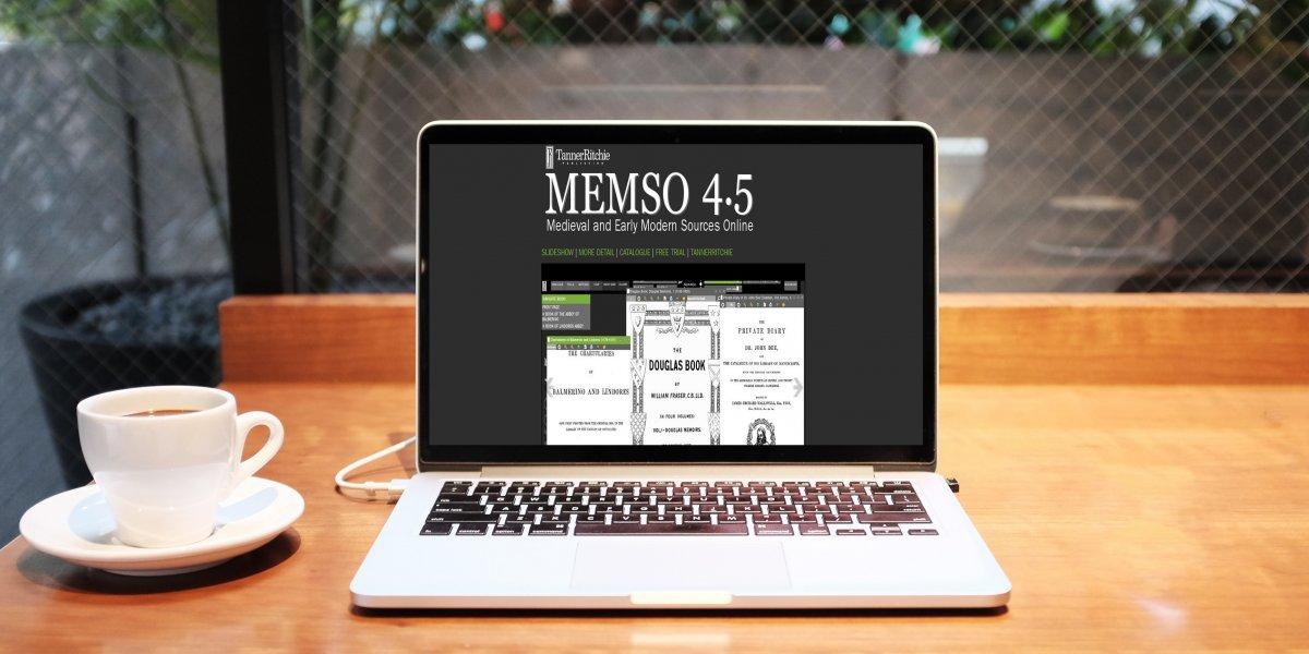 MEMSO Home page