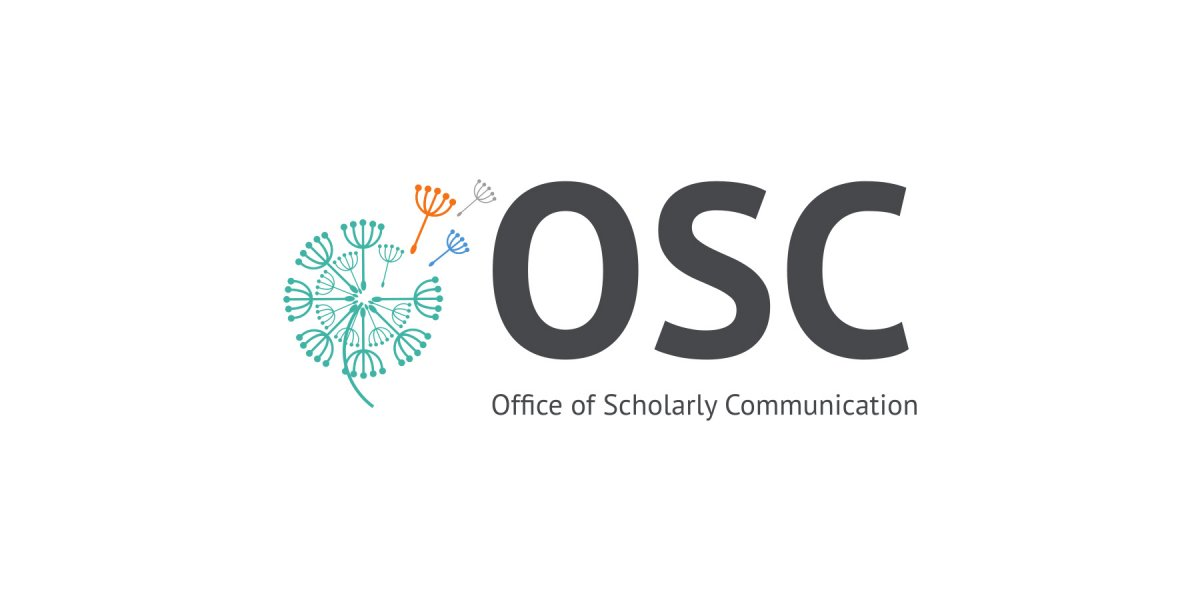 Logo of the Office of Scholarly Communication