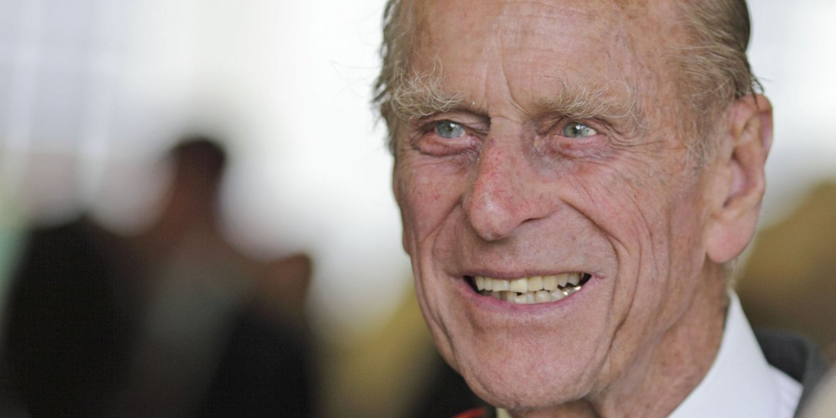 Prince Philip in 2011