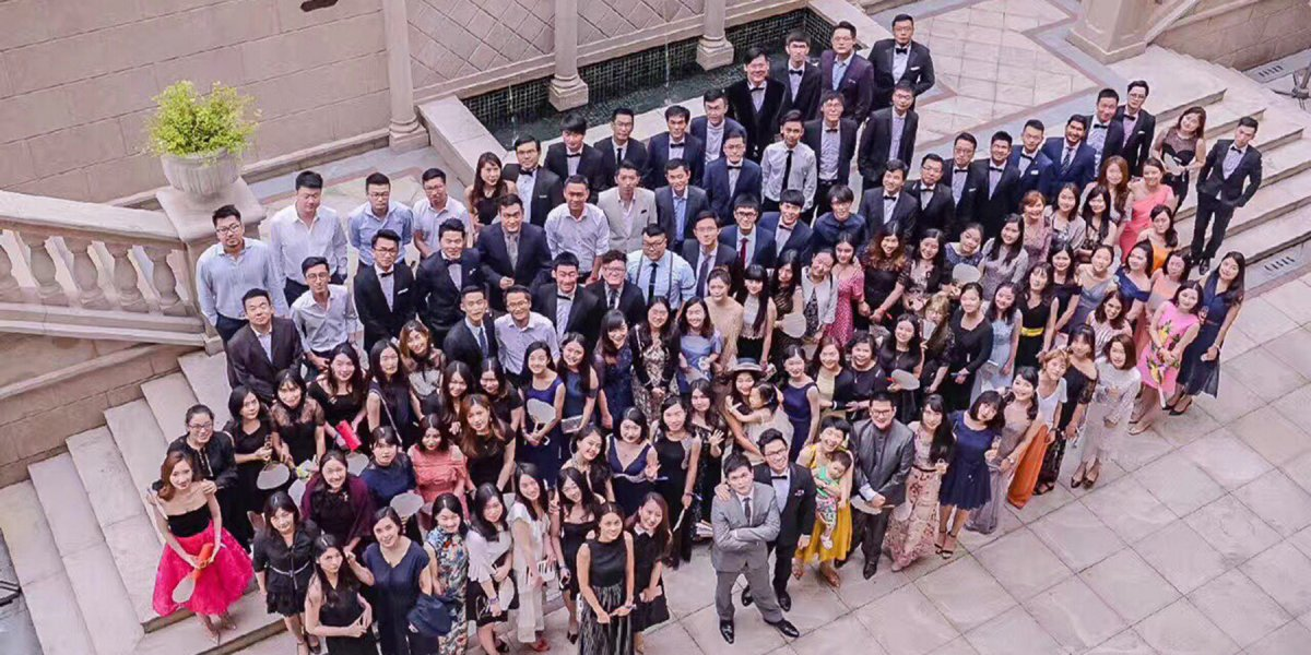 Alumni Group event