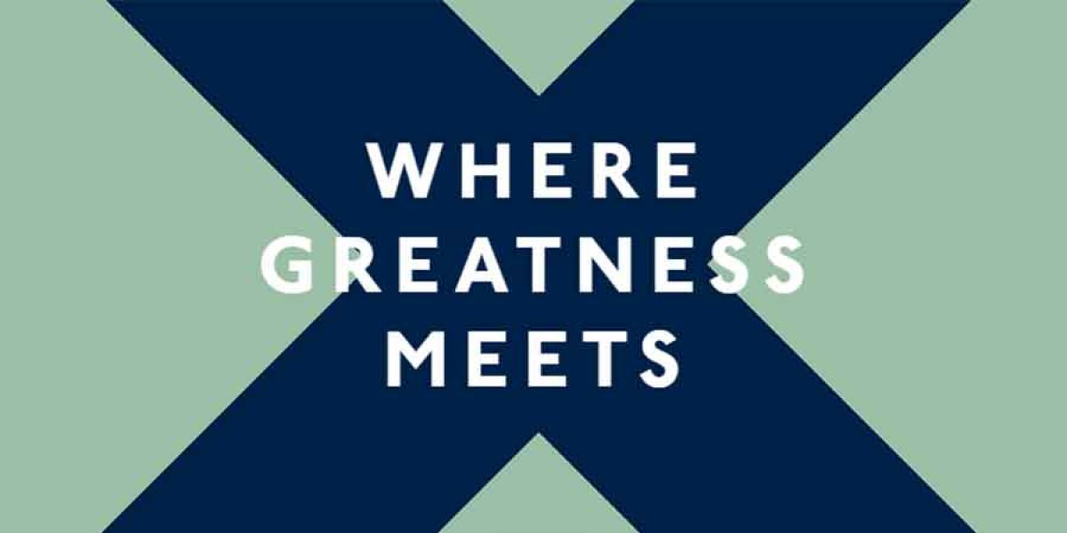 Boat Race 'where greatness meets' graphic