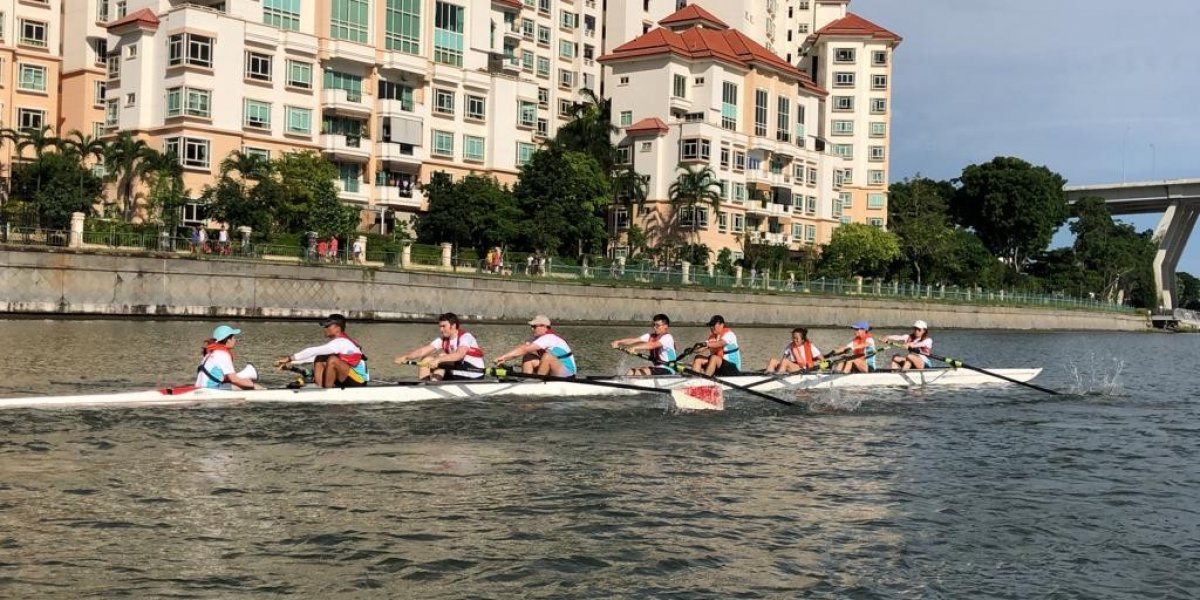 Boat race event