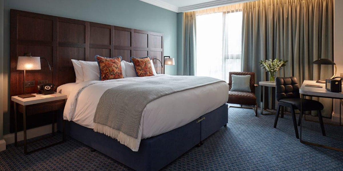 Double room - Clayton Hotel Cambridge