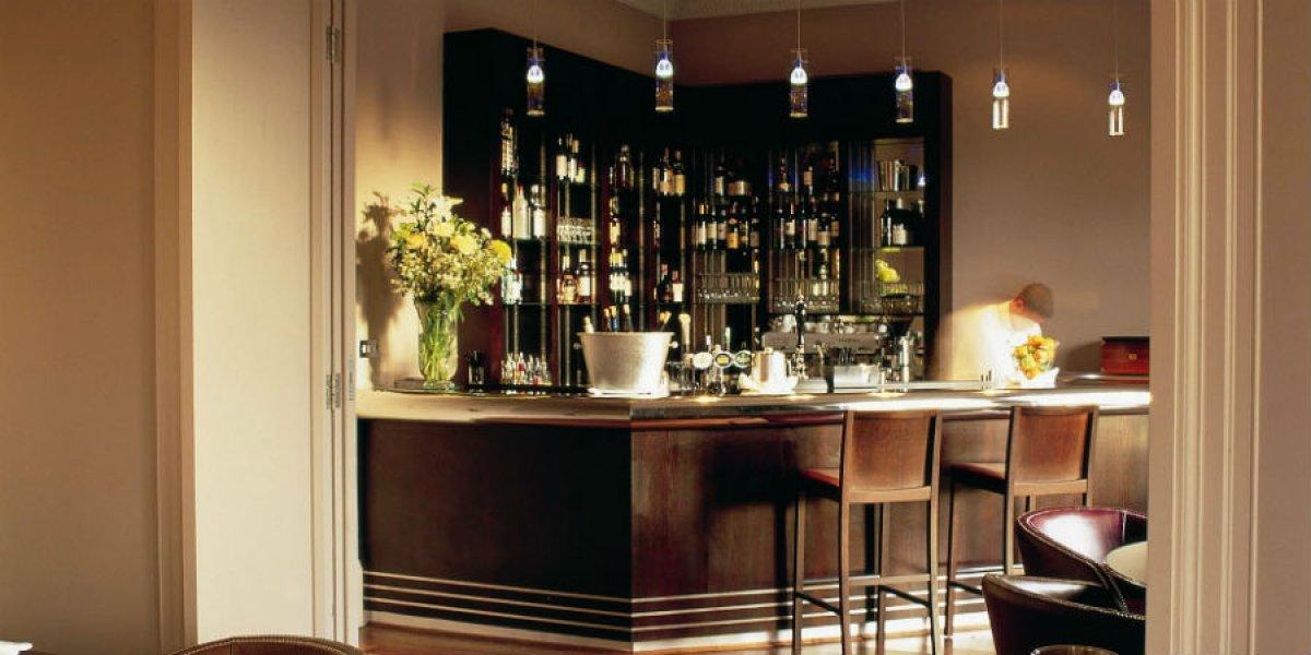 Graffiri Bar area
