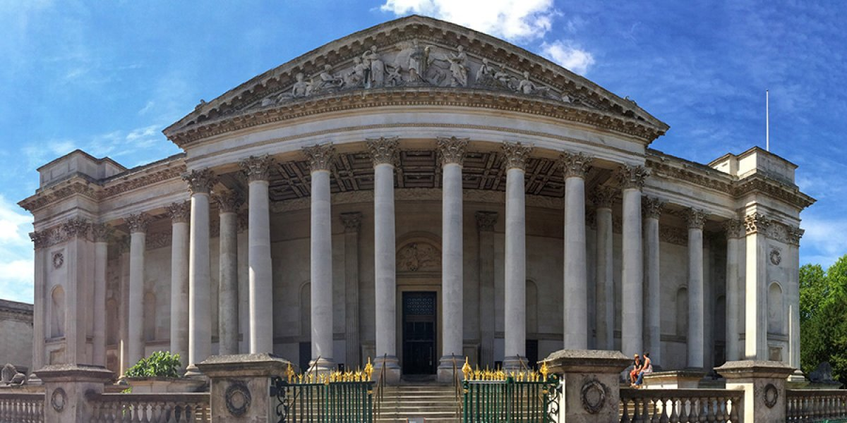 Fitzwilliam Museum - the Founders' Building