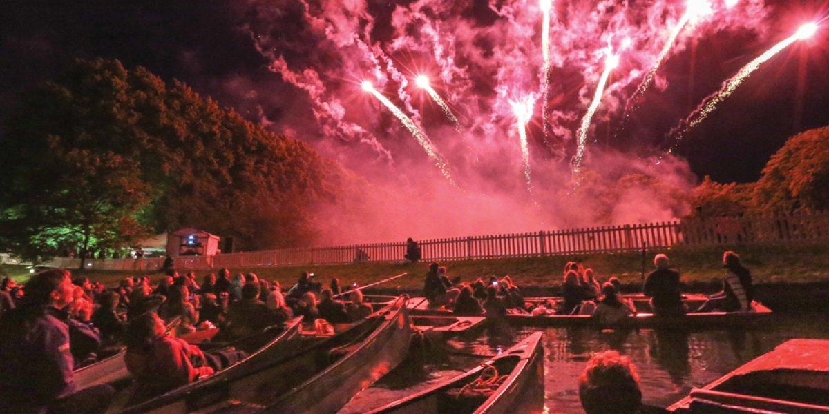 Scudamores Fireworks
